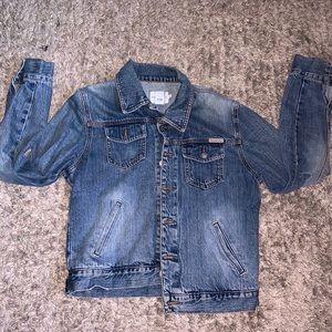 Never worn Calvin Klein jean jacket